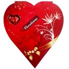 Red Heart Shape Pack of Chocolates